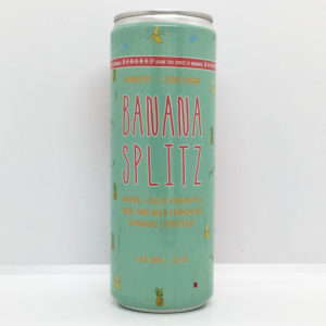 101 Cider House Banana Splitz (355ml Can)