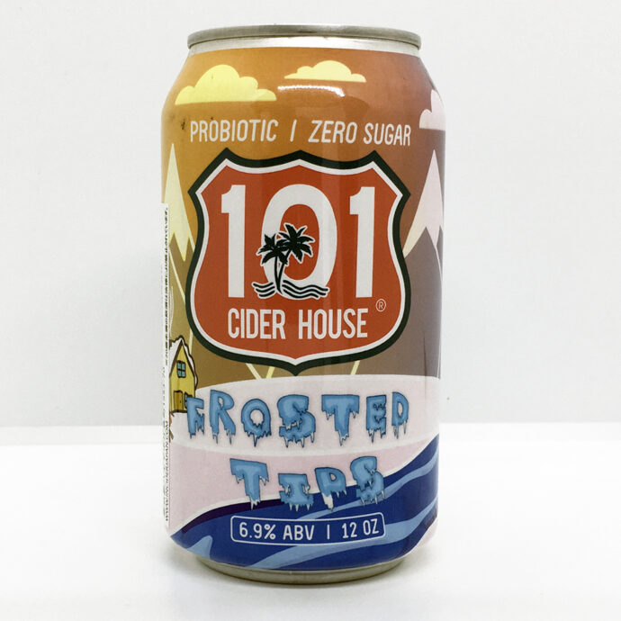 101 Cider House Frosted Tips (355ml Can)