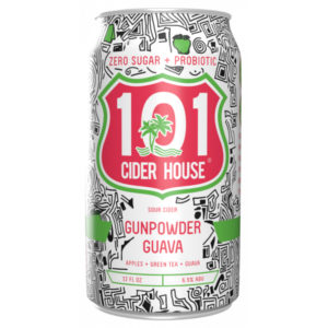 101 Cider House Gunpowder Guava (355ml Can)