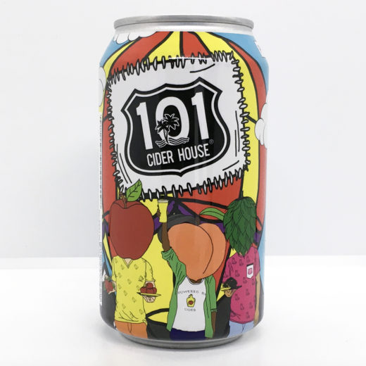 101 Cider House Hipster Brunch (355ml Can)