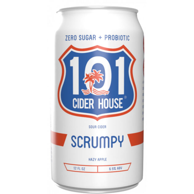 101 Cider House Scrumpy (355ml Can)