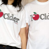 I LOVE CIDER T-SHIRT | Tシャツ