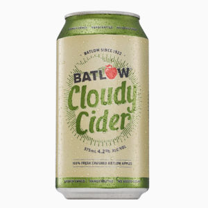 Batlow Cloudy Cider (375ml Can)