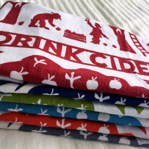 Drink Cider Towels (Banner)