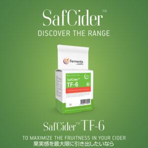Fermentis SafCider TF-6 (500g)