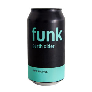 Funk Perth Cider (375ml Can)