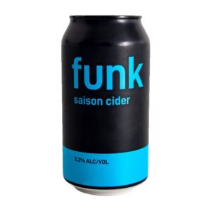 Funk Saison Cider (375ml Can)