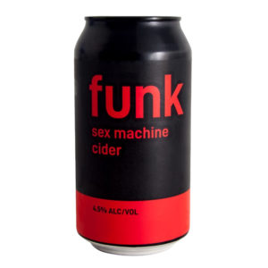 Funk Sex Machine Cider (375ml Can)