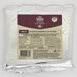 Mangrove Jack's M15 Empire Ale Yeast (250g)
