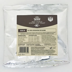 Mangrove Jack's M42 New World Strong Ale Yeast (250g)
