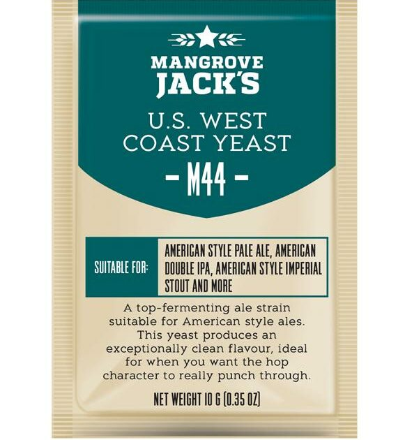 Mangrove Jack's M44 US West Coast Yeast
