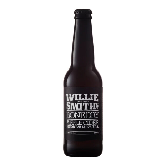 Willie Smith's Bone Dry Cider (330ml Bottle)