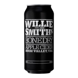 Willie Smith's Bone Dry Cider (440ml Can)