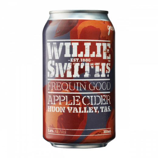 Willie Smith's Frequin Good Cider (355ml Can)