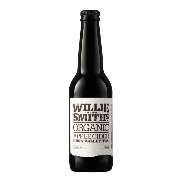 Willie Smith's Organic Cider (330ml Bottle)