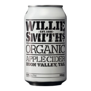 Willie Smith's Organic Cider (355ml Can)