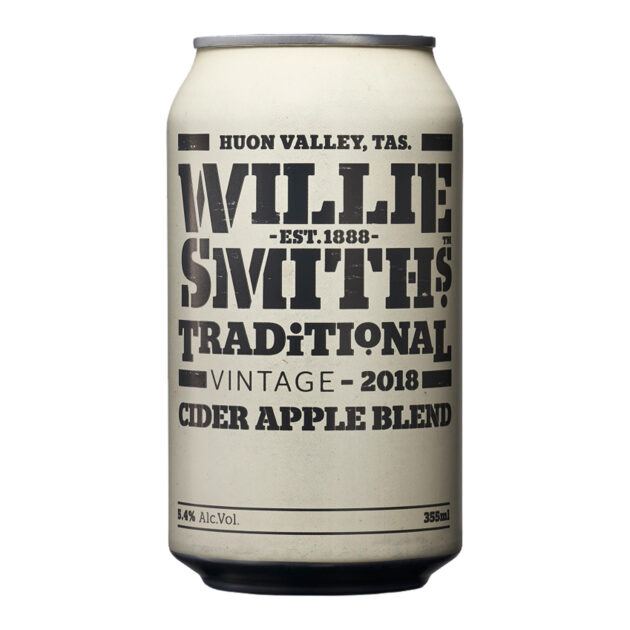 Willie Smith's Traditional Cider (355ml Can)